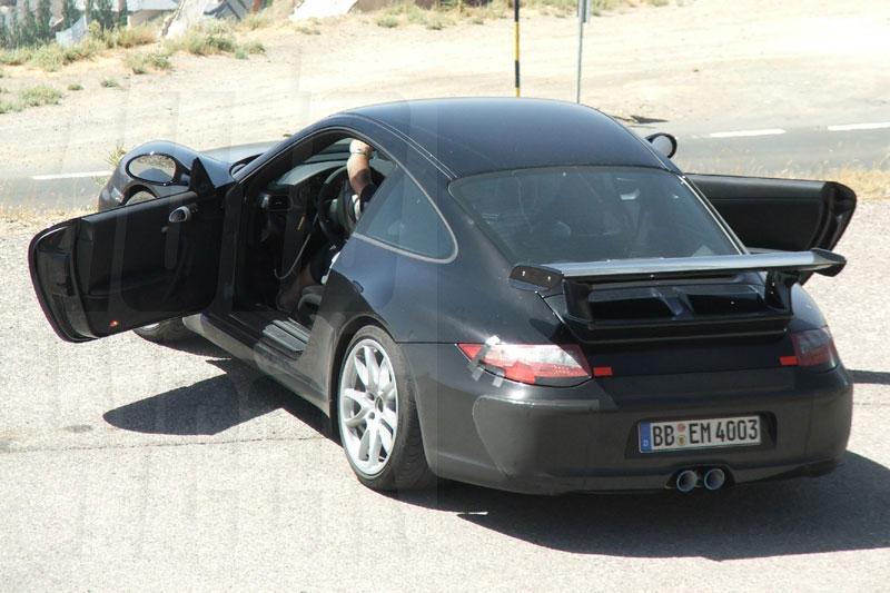 Betrapt! Porsche 911 GT3 en GT3 RS
