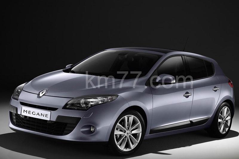 Dit is de nieuwe Renault Mégane!