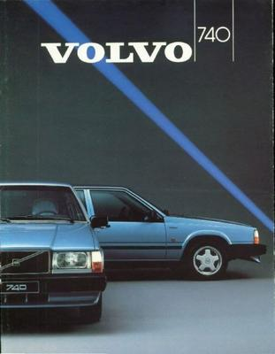 Volvo Volvo 740 740 Turbo