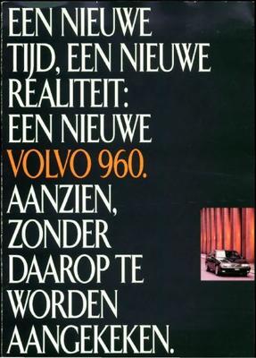 Volvo Sedan,estate 960