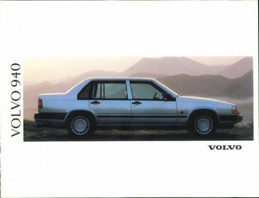 Volvo Sedan,estate 940