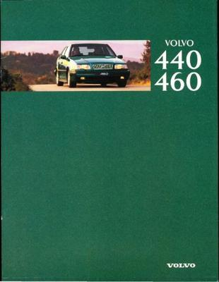 Volvo Experience 440, 460, 1.6i,1.8i,2.0i,turbo,1.