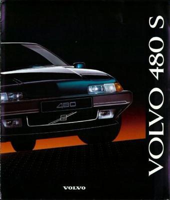 Volvo Volvo 480s