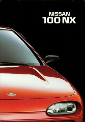 Nissan 100 Nx Slx,slx+,gti