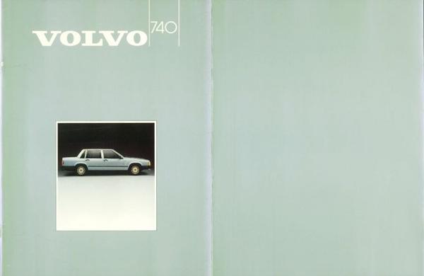 Volvo Volvo 740 740 Turbo,gle,gl