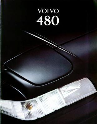 Volvo Volvo 480 Turbo
