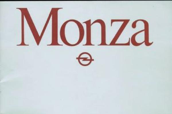 Opel Monza C,s