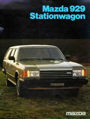 Mazda 929 Stationwagon