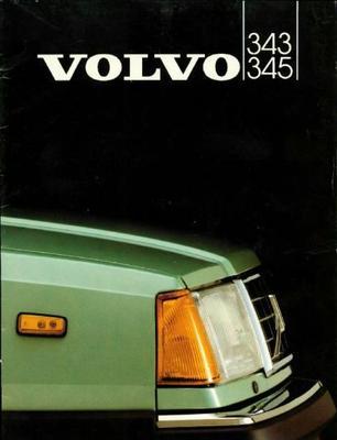 Volvo 343.345 Luxe,dl,gl,dls,gls
