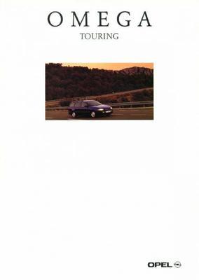 Opel Omega Touring