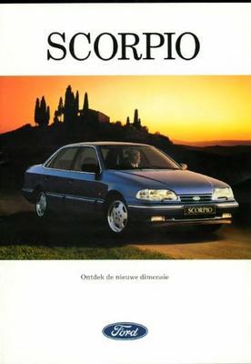 Ford Scorpio Ghia,ghia 4x4,ghia 24v,glx,clx