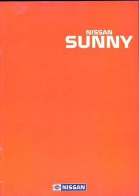 Nissan Sunny Sgx,slx,lx,l,coupe,florida,4x4,