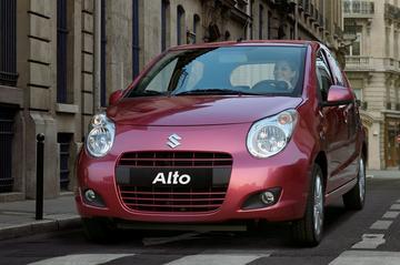 Meer details Suzuki Alto