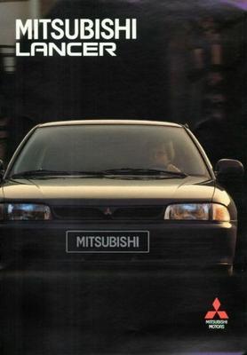 Mitsubishi Lancer El Diesel,gli Automaat,gl,glxi
