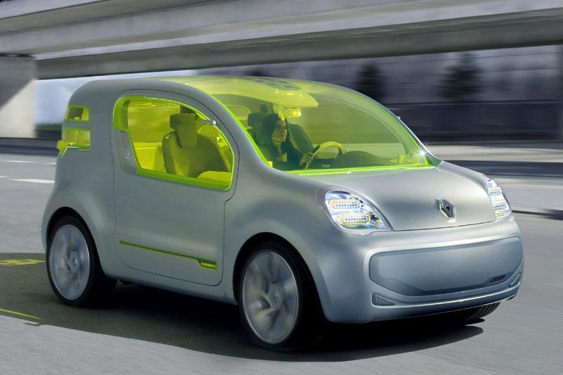 Officieel: Renault Z.E. Concept