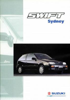 Suzuki Swift 1.3,1.0,gl,gls,glx