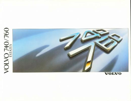 Volvo 740.760 Estate,turbo,gl,gle,turbo,gl,gle