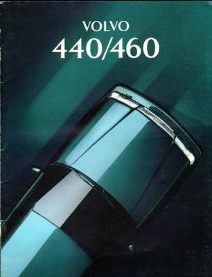 Volvo 440460 Gltturbo, Dl, Gle