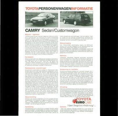 Toyota Camry Sedan,stationwagon