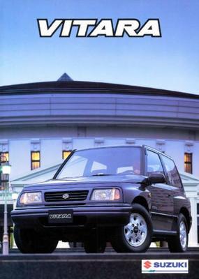 Suzuki Vitara,fast Top, Metal Top Jlx,