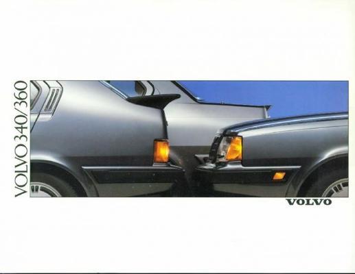Volvo  340, 360, Dl,gl,glt,