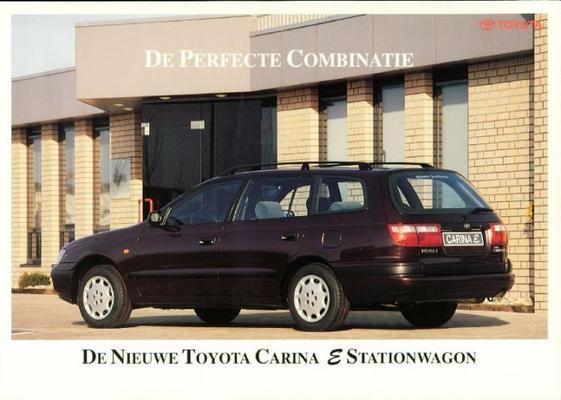 Toyota Carina 1.6i,xli,2.0,xld,gli
