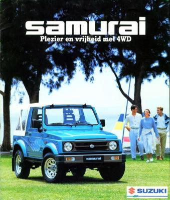 Suzuki Samurai Cabrio De Luxe,metal Top De Luxe,ha