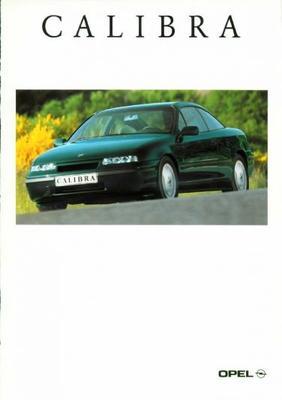 Opel Calibra V6,turbo,2.0i,16v