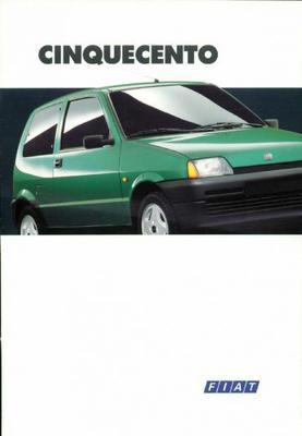 Fiat Cinquecento, Suite