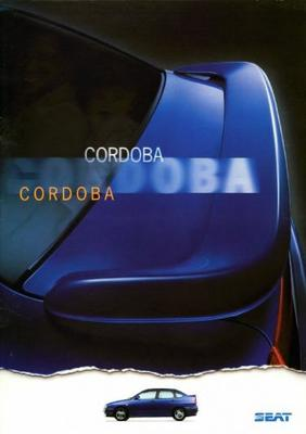 Seat Cordoba Gt,glx,clx,turbo Diesel,diesel