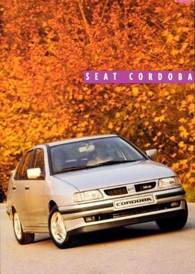 Seat Cordoba Clx,glx,gt,gt 16v