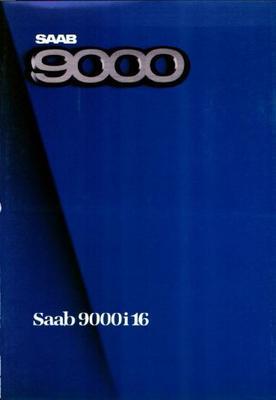 Saab  9000 I16