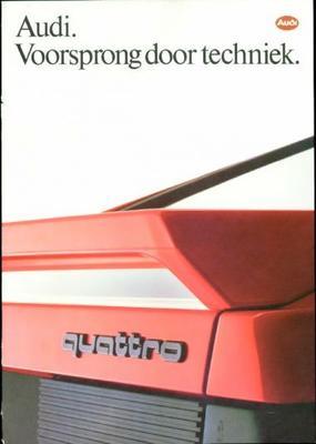 Audi Avant,coupe,80,90,100,200,quattro Cc,gt,turbo