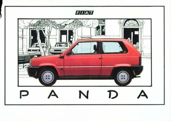 Fiat Panda 750 Lcl,1000 Cls,4x4