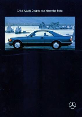 Mercedes-benz 420sec,500sec,560sec