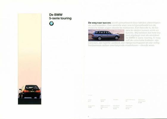BMW 5 Serie 518i,520i,525i,530i,540i,525td,525tds