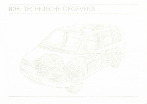 Peugeot 806 Sr,st.sv