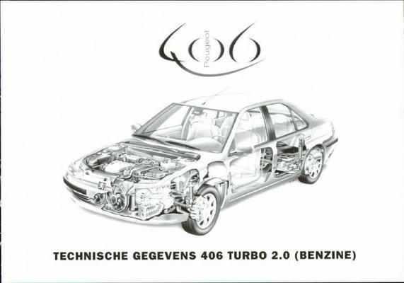 Peugeot 406 Sv Turbo 2.0
