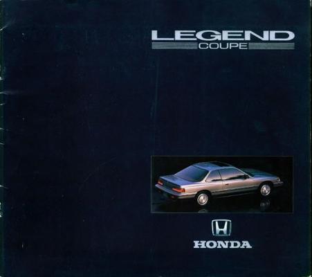 Honda Legend Coupe V6