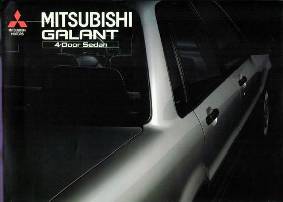 Mitsubishi Galant,sedan Gti,16v,4wd,4ws