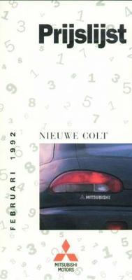 Mitsubishi Colt Eli,gli,gli Aut,glxi,gti