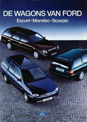Ford Ford Escort Wagon,scorpio Wagon,mondeo Wagon