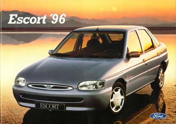 Ford Escort Ghia,cl,clx,gt,wagon,rs 2000,cabriolet