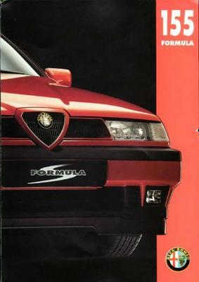 Alfa Romeo 155 Formula