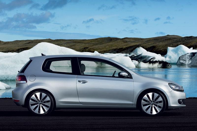 Volkswagen prijst Golf VI