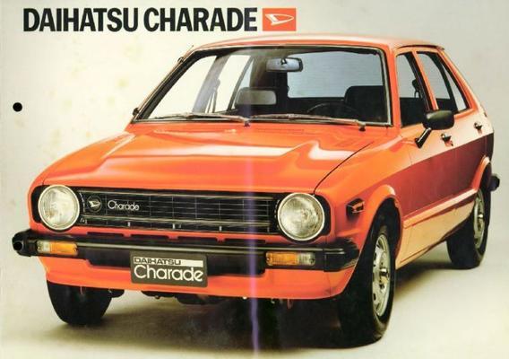 Daihatsu Charade Xte,xg,xo,xg,