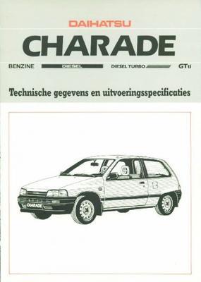 Daihatsu Charade Tg,ts,tx,