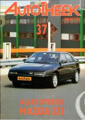 Mazda Hatchback,sedan,estate,f Sportcoupe 323
