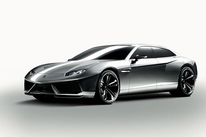 Eerste elektrische Lamborghini mogelijk Estoque-achtige