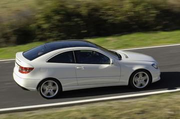 Mercedes CLC wordt C-klasse coupé
